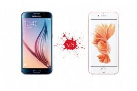 هل سيتفوق آيفون 8 هاتف سامسونج جلاكسي S8؟