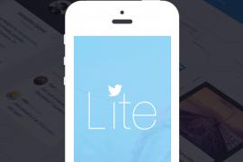 """تويتر تطلق نسخة """"Lite"""" لأصحاب الإنترنت البطيء"""