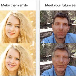 """تعرف على تطبيق تغيير الوجوه """"FaceApp """""""