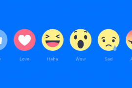 """أخيرا.. ميزة """"ردود الأفعال"""" من فيس بوك تصل إلى """"التعليقات"""""""