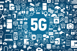 أبل تختبر شبكات الجيل الخامس 5G