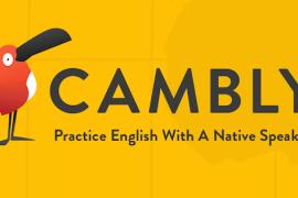 """تعرف على تطبيق """"cambly"""" لتعلم اللغة الإنجليزية من خلال مدرسين محترفيين"""