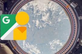 """جولة مجانية في الفضاء من خلال """" جوجل ستريت فيو"""""""