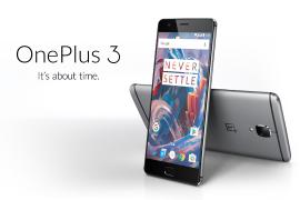 "مواصفات ومميزات وعيوب هاتف ""OnePlus 3"""