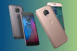 "مواصفات ومميزات وعيوب هاتف موتورللا ""Moto G5S"""