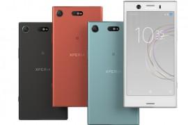 """مواصفات ومميزات وعيوب هاتف سوني """"Xperia XZ1 Compact"""""""