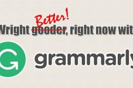 """تعرف على لوحة مفاتيح """"Grammarly"""" للتصحيح اللغوي"""