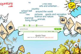 """تعرف على محرك بحث الأطفال """"Quintura for Kids"""""""