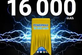 """شركة """"Energizer"""" تطلق هاتف ببطارية بسعة 16,000mAh"""