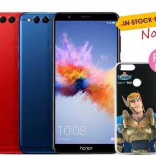 """نسخة حمراء جديدة من هاتف هواوي """"Honor 7X"""""""