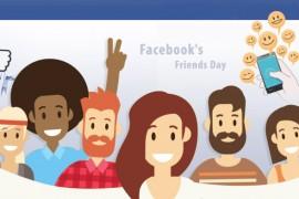 كيف احتفل فيس بوك بيوم الصداقة العالمي؟
