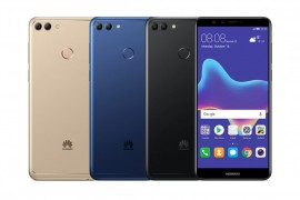 هواوي تطلق رسميا هاتف Y9 2018