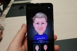 """سامسونج تحصل على براءة اختراع تتعلق بالـ """"AR Emoji"""""""