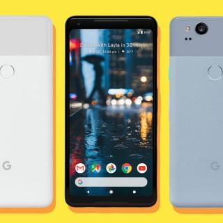 هواتف جوجل القادمة ستشبه هواتف آيفون X