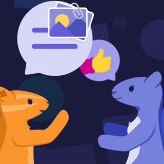 """تعرف على تطبيق الدردشة الجديد من ياهو """"Squirrel"""""""