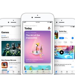 """جرّب تطبيقات """"Appstore"""" قبل تحميلها الآن مجانا"""