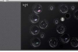 هاتف جديد بكاميرا تحتوي على بـ16 عدسة