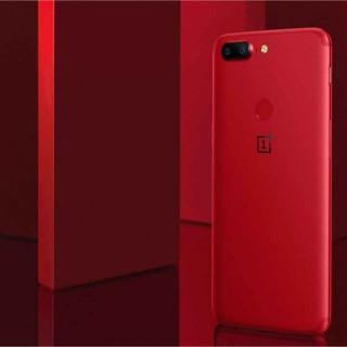 """نسخة جديدة باللون الأحمر من هاتف """"OnePlus 6"""""""
