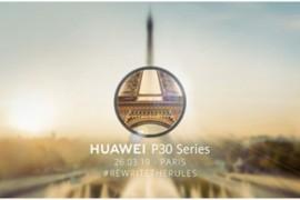 هواوي تكشف عن سلسلة P30 بإمكانيات متطورة.. تعرف على موعده