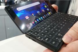 شركة بريطانية ناشئة تطلق هاتف جديد يجمع ما بين اللاب توب والهاتف المحمول
