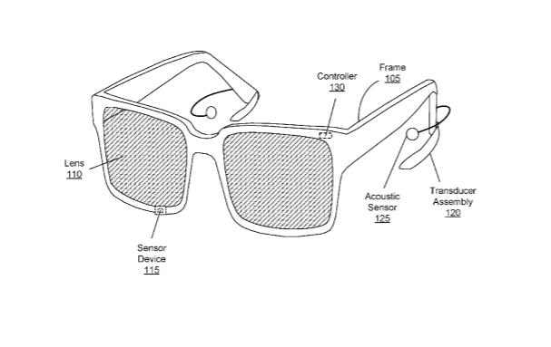 5d374dfdb كشفت براءة اختراع جديدة أن فيس بوك تطور حالياً نظارة ذكية جديدة تدعم تقنيات  الواقع المعزز AR، ووفقا للصور الخاصة بالبراءة، تهدف نظارات فيس بوك الجديدة  ...