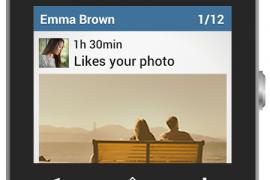 سوني توفر لك إمكانية إستخدام تطبيق Instagram من خلال ساعتها الذكية