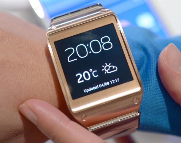 Samsung presents Smartwatch at IFA