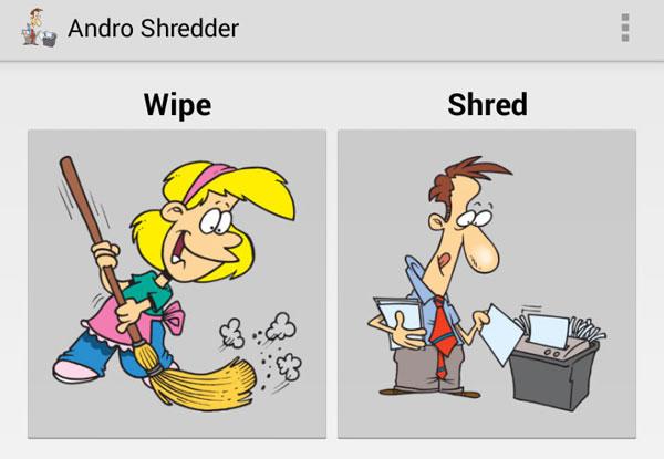 Andro-Shredder